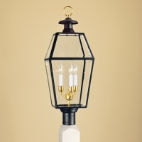 Olde Colony Lantern - Black