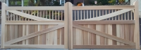 Custom Driveway Gates our specialty