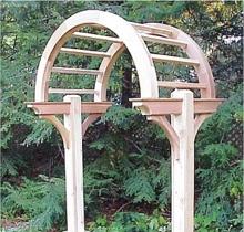 Unique Arbor Gate