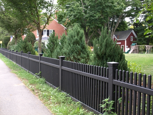 Perfect Pyramid Picket Fence